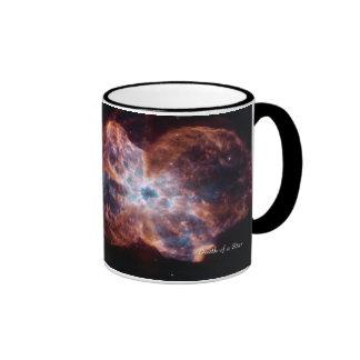 Death of a Star Coffee Mug