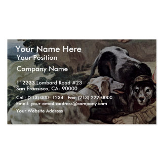 Death Of Adonis Detail By Giordano Luca (Best Qual Business Card Template