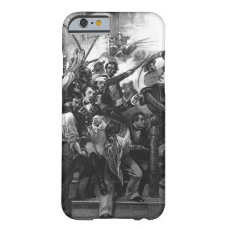 """Death of Captain Lawrence. """"Don't Give Up the Ship Barely There iPhone 6 Case"""