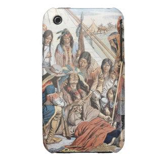 Death of Chief Joseph iPhone 3 Cases