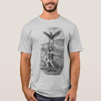 Death of Cu Chulainn, Light Shirt, Apparel T-Shirt