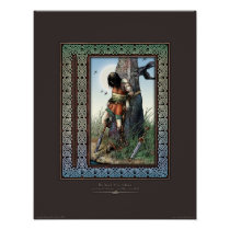 Death of Cuchulainn Poster (14x18