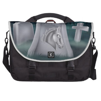 Death of Democrat Party Concept Commuter Bag