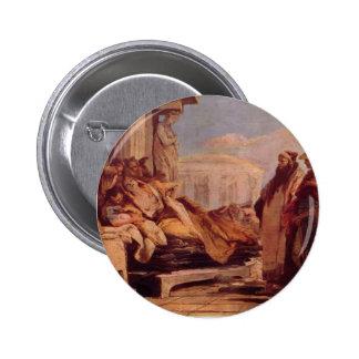 Death of Dido by Giovanni Battista Tiepolo Pin