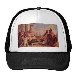 Death of Dido by Giovanni Battista Tiepolo Trucker Hat