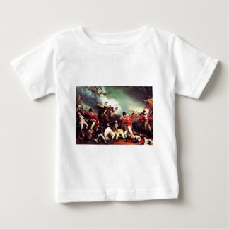 Death Of General Mercer at the Battle of Princeton Baby T-Shirt