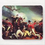 Death Of General Mercer at the Battle of Princeton Mouse Pad