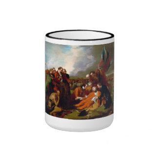 Death of General Wolfe Mug