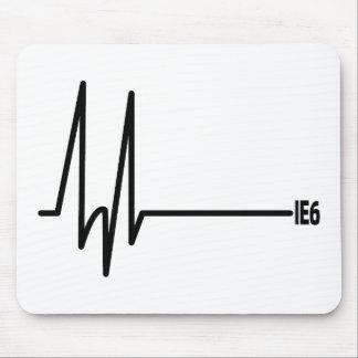 Death of IE6 Mousepad
