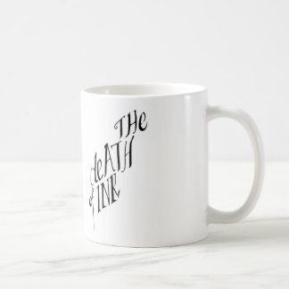 Death of Ink Mug Coffee Mugs