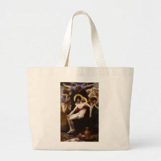 Death Of Jesus Tote Bag