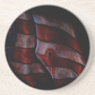 Death of Liberty Drink Coasters