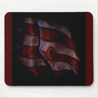 Death of Liberty Mouse Pad