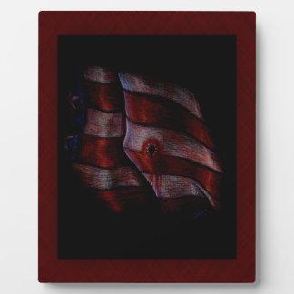 Death of Liberty Plaques