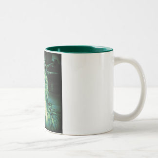 Death of Liberty Two-Tone Coffee Mug