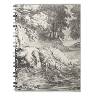 Death of Ophelia Notebook