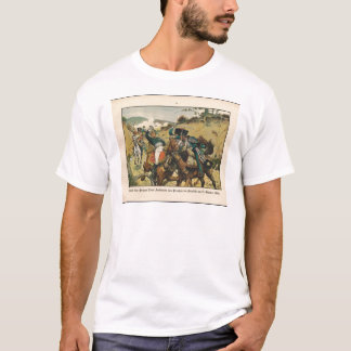 Death of Prince Louis Ferdinand of Prussia T-Shirt