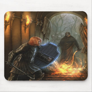 Death of Promises Mouse Pad