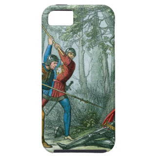 Death of Richard Neville, Warwick The Kingmaker iPhone SE/5/5s Case