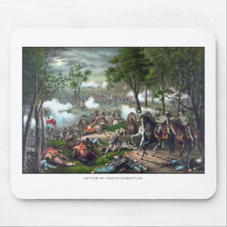 Death Of Stonewall Jackson Mouse Pad
