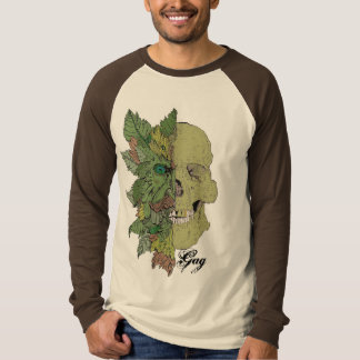 Death of the greenman gold tooth version T-Shirt