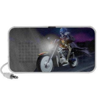 Death On A Bike iPhone Speaker
