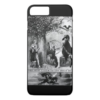 Death on a Pale Horse iPhone 8 Plus/7 Plus Case
