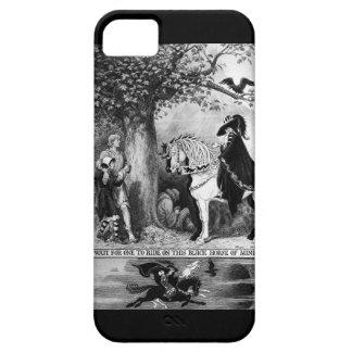 Death on a Pale Horse iPhone SE/5/5s Case