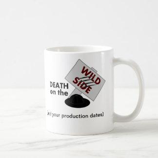Death on the Wild Side Photo Memento Mug