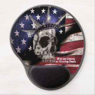 Death or Liberty Gel Mouse Pad