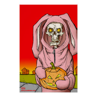 """""""Death or Treat"""" by HATE Poster"""