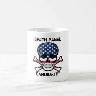 Death Panel Candidate Coffee Mug