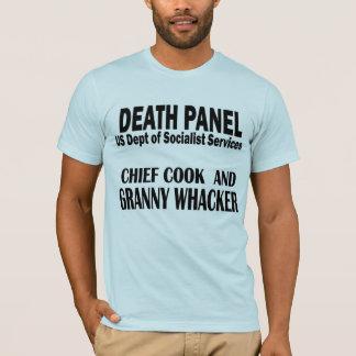 Death Panel - Granny Whacker T-Shirt