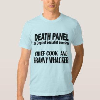 Death Panel - Granny Whacker Tee Shirt