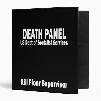 Death Panel - Kill Floor Supervisor Binder