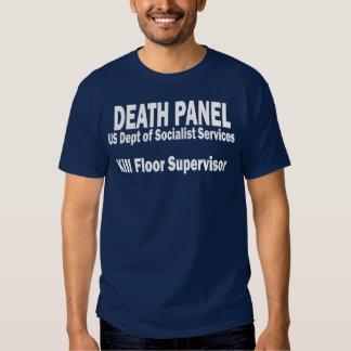 Death Panel - Kill Floor Supervisor T-shirt