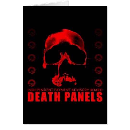 Death Panels Card