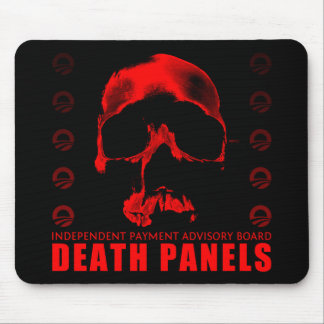 Death Panels Mousepad