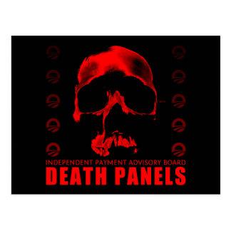 Death Panels Post Cards