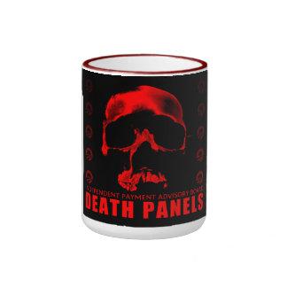 Death Panels Ringer Mug