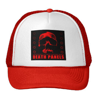 Death Panels Trucker Hat
