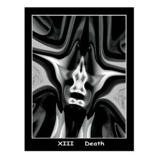 Death Postcard