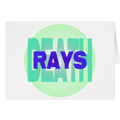 death rays card