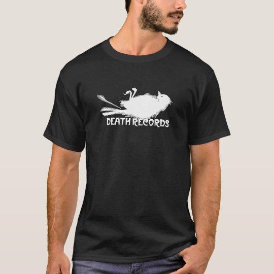 DEATH RECORDS T-Shirt