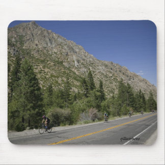 """Death Ride"" Carson Pass Mouse Pad"