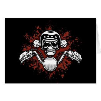 Death Rider - Dice Card
