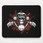 Death Rider - Dice Mouse Pad