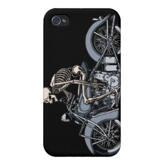 Death Rider III Case For iPhone 4