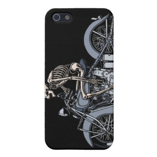 Death Rider III iPhone SE/5/5s Cover