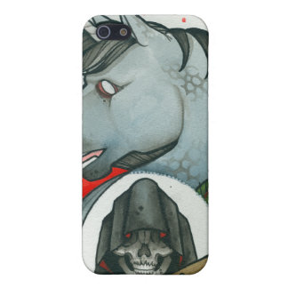 """Death rides a Unicorn"" iPhone SE/5/5s Case"